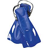 Ласты для плавания, р-р 37-41, голубые, Bestway