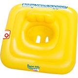 Плотик для плавания c сиденьем и спинкой Swim Safe, ступень A, Bestway
