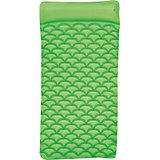 Матрас для плавания гибкий, 213х86 см, зеленый, Bestway
