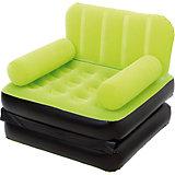 Кресло-кровать надувное, зеленое, Bestway