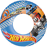 Круг для плавания, 56 см, Hot Wheels, Bestway