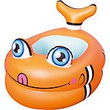 Надувной бассейн в виде Рыбки для младенцев, Bestway