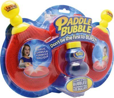 Мыльные пузыри 60 мл с набором ракеток, Paddle Bubble