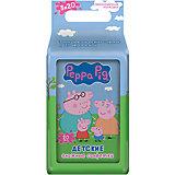 Детские влажные салфетки Peppa pig №20*3 Триопак, Авангард