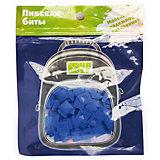 Набор для рюкзака 4ALL пиксель-Бит, синий, 80 шт