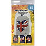 Набор для рюкзака 4ALL пиксель-Бит Британский флаг, 289 шт