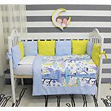 Комплект в кроватку 6 предметов By Twinz, Северное сияние
