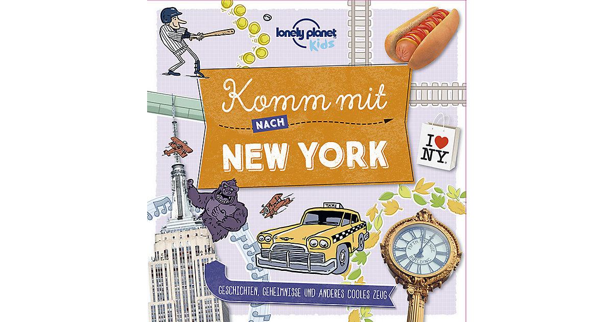 Lonely Planet Kids: Komm mit nach New York