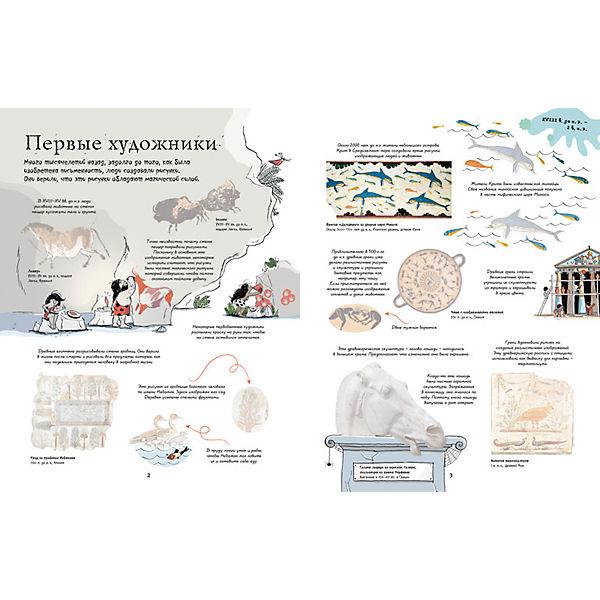 """История живописи"", MACHAON"