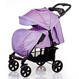 Прогулочная коляска BabyHit ADVENTURE, фиолетовый