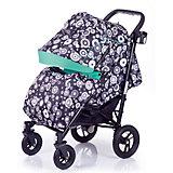 Прогулочная коляска BabyHit DRIVE, черно-зеленый