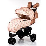 Прогулочная коляска BabyHit VOYAGE AIR, бежевый