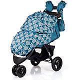 Прогулочная коляска VOYAGE AIR, Babyhit, синий