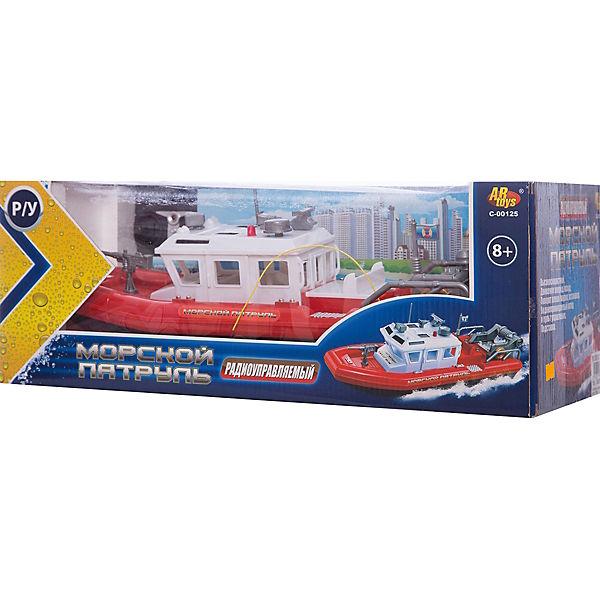 """Радиуправляемый катер """"Морской патруль"""", ABtoys"""