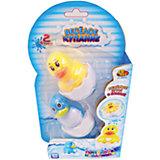 """Игрушки для ванной - Уточка и цыпленок (поплавок), """"Веселое купание"""", ABtoys"""