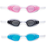 Спортивные очки для плавания Фри стайл, Intex