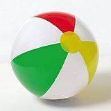 """Надувной мяч """"Цветной"""", 41см, Intex"""