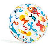 """Надувной мяч """"Ливели"""", 51см, Intex"""
