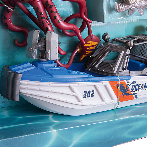 Набор: Опасное приключение акванавтов, Chap Mei