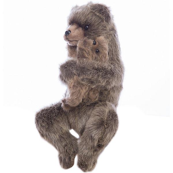 Медведица с медвежонком, 33 см, Hansa