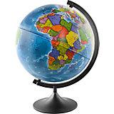 Глобус Земли политический, диаметр 400 мм