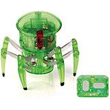 """Микро-робот на управлении """"Спайдер"""", зеленый, Hexbug"""