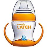 Поильник-чашка с ручками обучающий LATCH , 120 мл.,Munchkin