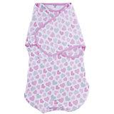Конверт на липучке Wrap Sack, размер L, Summer Infant, сердечки