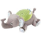 Светильник-проектор звездного неба  Eddie the Elephant, Summer Infant