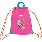 """Мешок-рюкзак с ручками """"Цветы"""" 30*40 см."""