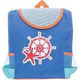 """Рюкзак """"Море"""" 23.5*10*30см."""