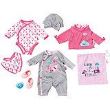 "Набор одежды для куклы Zapf Creation ""Baby Born"", 9 предметов"
