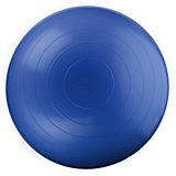 Мяч гимнастический (Фитбол), ∅45см голубой, DOKA