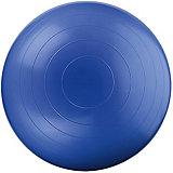 Мяч гимнастический (Фитбол), ∅75см голубой, DOKA