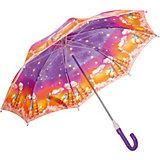 Зонт-трость, детский, со светодиодами