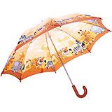 """Зонт-трость, детский, рисунок """"Пират"""""""