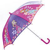 """Зонт-трость, детский, рисунок """"Принцессы"""""""