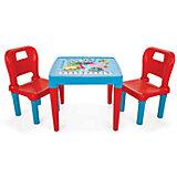 Столик с двумя стульчиками Menekse & Hobby, PILSAN