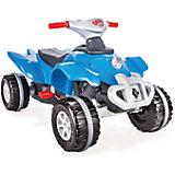 Педальная машина Квадроцикл GALAXY (в ассортименте), PILSAN