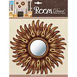 Декоративное зеркало малое №1, Room Decor, золото