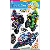 Наклейка Мотоциклы POA1011, Room Decor