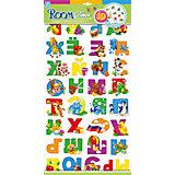 Наклейка Русский алфавит RRA1101, Room Decor