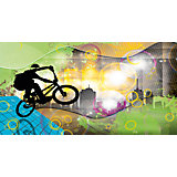 Фотообои Велоспорт (1,30*2,5), DECOCODE