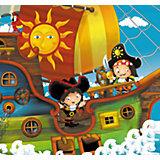 Фотообои Пиратский корабль (3,00*2,8), DECOCODE