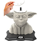 Скульптурный пазл Йода 3D, 160 деталей, Educa