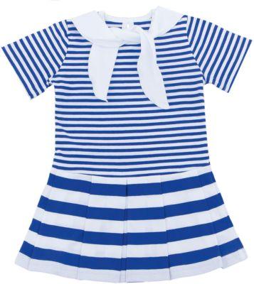 Платье для девочки Апрель - разноцветный