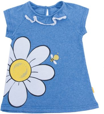 Платье для девочки Апрель - голубой