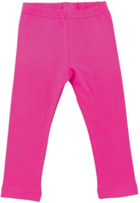 Леггинсы для девочки Апрель - розовый