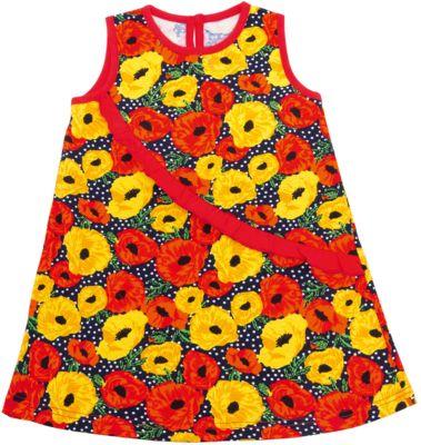 Сарафан для девочки Апрель - разноцветный