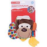 "Развивающая игрушка ""Книжка-обезьяна"""", Skip Hop"